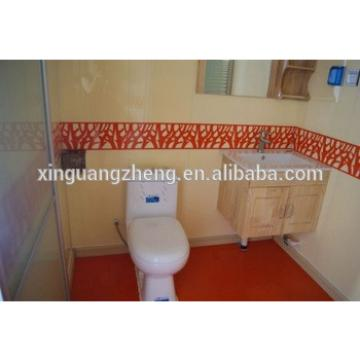 CE prefabricated approved 4.5L water saving easy installation wall hung toilet