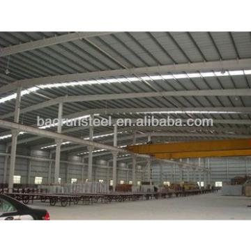 steel structure hangar pole barn metal shed 00244