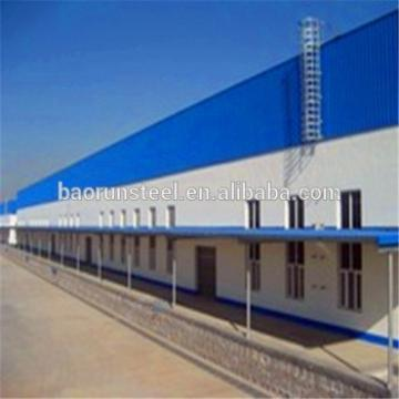 Coal Mine warehouse steel structure with high quality