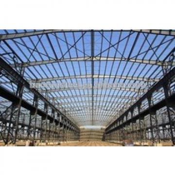 Steel Structure Prefabricated Shed/Light Steel Structure Shed for Cattle / Sheep /chicken from China