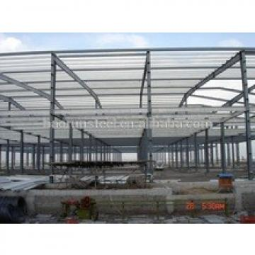 Heavy weight steel space frame roofing for structural steel building
