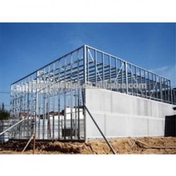 Prefab Industrial/high rise steel structure building