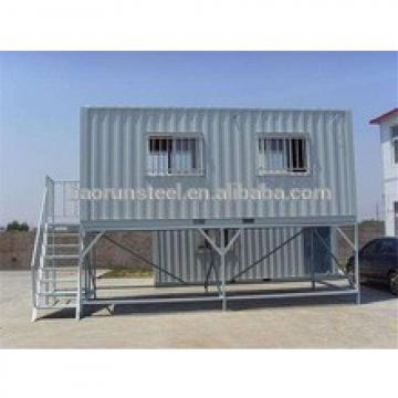 Heavy duty prefabricated steel structure house