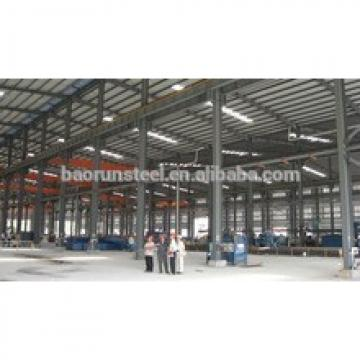 Steel structure workshop warehouse building design and manufacture