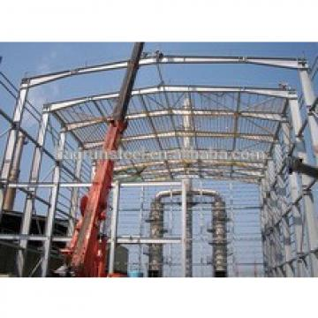 2015 hot steel structure workshop double beam bridge