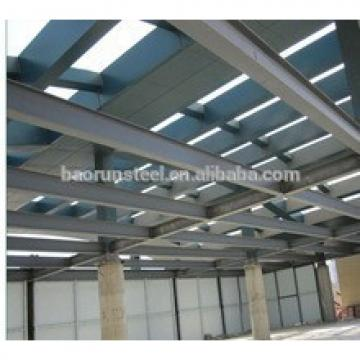 High Quality Factory Price cladding steel structure workshop and building