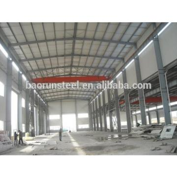 Pre-engineering Structural Steel Workshop for Sale