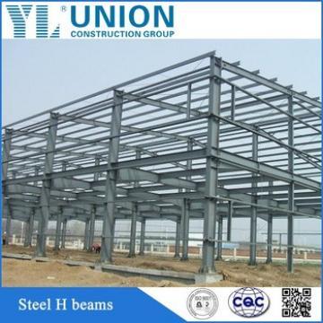 galvanized steel h beam