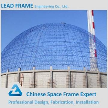 Large Span Steel Structure Space frame Dome Shed Roofing