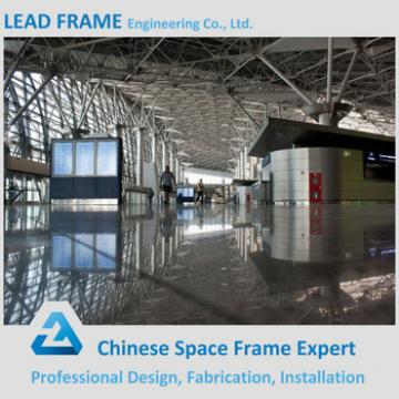 Wind proof insulated light steel frame structure building