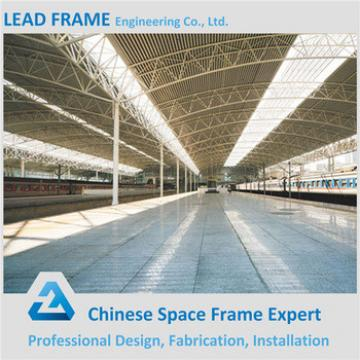 Professional Design space frame for train station
