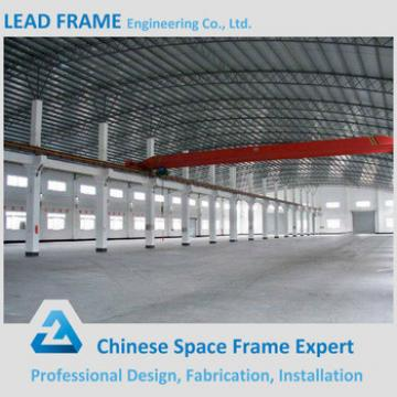 prefabricated structure steel for workshop