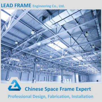 Easy installation space frame sandwich panel house shed