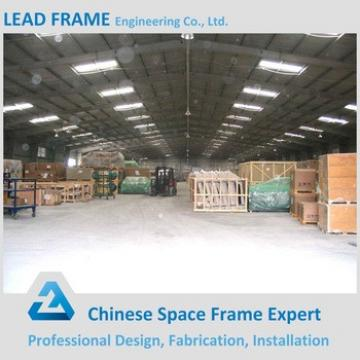 Steel Space Frame Structure Fabricated Workshops