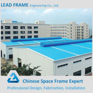 China Direct Supply Galvanized Long Span Workshop Steel Roof Construction Structures