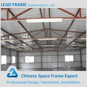 practical design prefabricated iron structure building workshop