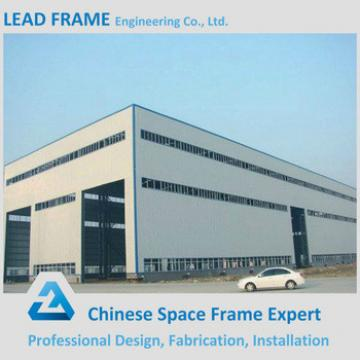 Low Cost Easy Install Steel Space Frame Workshop Build For Factory