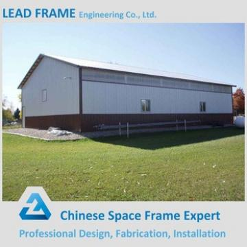 Prefabricated Steel Structure Factory Building Design for Plant