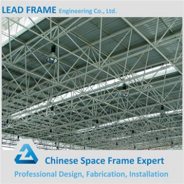 Economical prefabricated steel structure for factory workshop