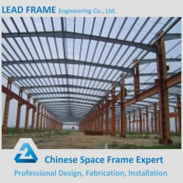 Galvanized structure prefabricated steel structure building