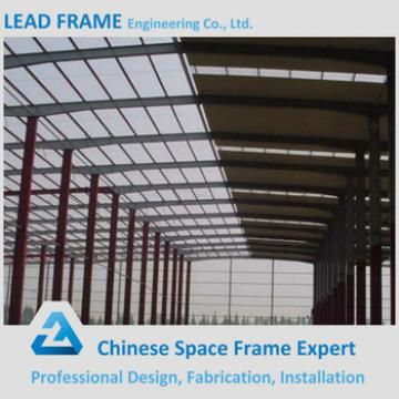 Fast Installation Antiseismic Light Steel Structure For Industrial Hall