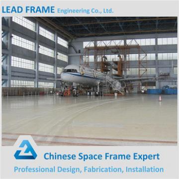 high standard prefabricated airplane aircraft hangar