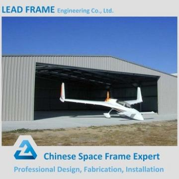 Easy to Install Steel Frame Structure Portable Aircraft Hangar
