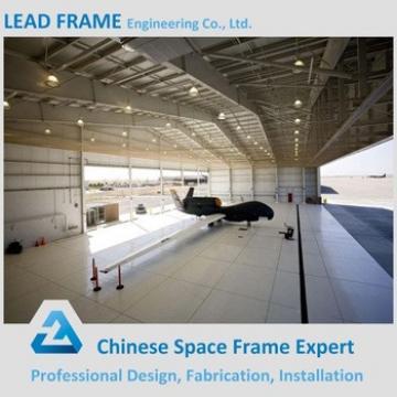 Light Frame Building Construction Portable Aircraft Hangar