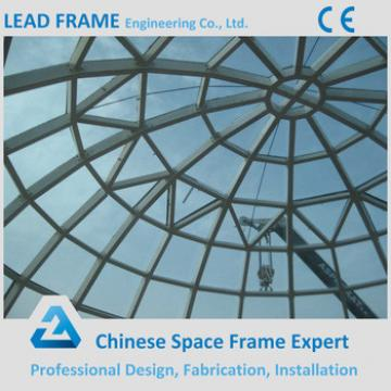 Economical Steel Construction Building Dome Skylight