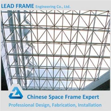 Best Value Steel Structure Glass Dome Roof Skylight With CE&CCC