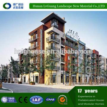 High quality modular prefab prebuilt quality easy assembly house