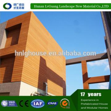hot sale wpc outdoor wall panel nu wall cladding acp sheet
