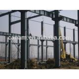 construction design steel structure warehouse steel frame warehouse