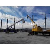 High quality and low price steel structure warehouse