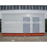 steel structure mobile toilet prefab modular house