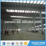 Prefabricated construction steel structure building logistic warehouse in Uzbekistan