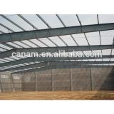 China manufacturing company prefabricated steel structure building with high quality