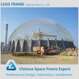 Wind-breaking Long Span Space Frame Structures for Coal Shed