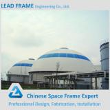 Galvanized steel grid frame coal storage
