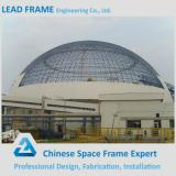 Dome Roof Corrugated Steel Sheet Space Frame Coal Power Plant