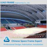 flexible design anti-seismic steel stadium roof