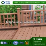 Popular cheapest WPC flexible garden fence