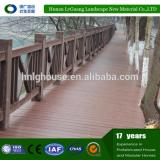 China Factory Hot Sale WPC Fence Post