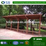 factory direct sale used gazebo for sale with wpc manufacture