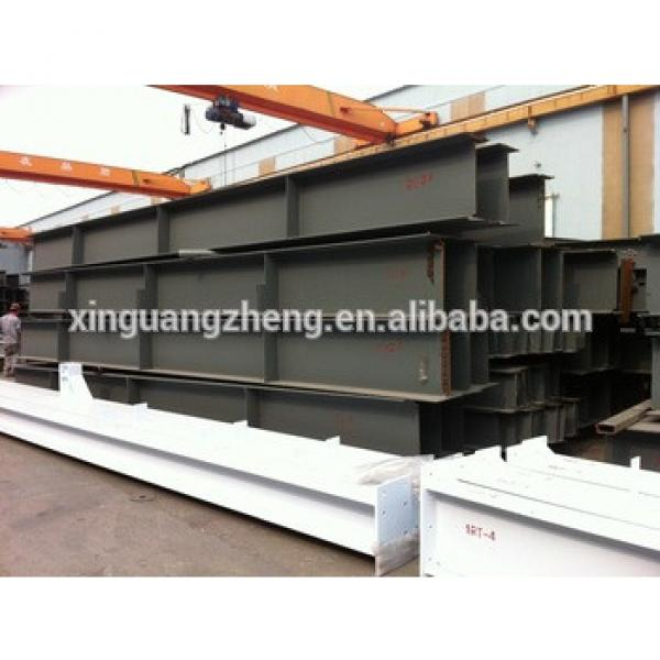 Hot Rolled Steel Structure H Beams/Q235 building material #1 image