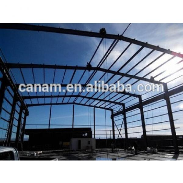 steel structure warehouse drawings steel bar storage warehouse prefabricated steel warehouse #1 image