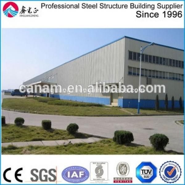 low cost steel structure warehouse two story building with CE certificate #1 image