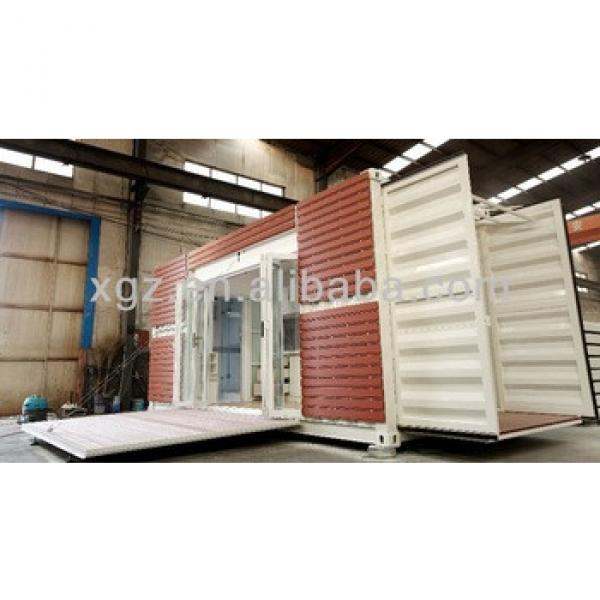 folding house container for Japan #1 image