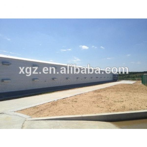 automatic poultry control farm for broiler and chicken house #1 image