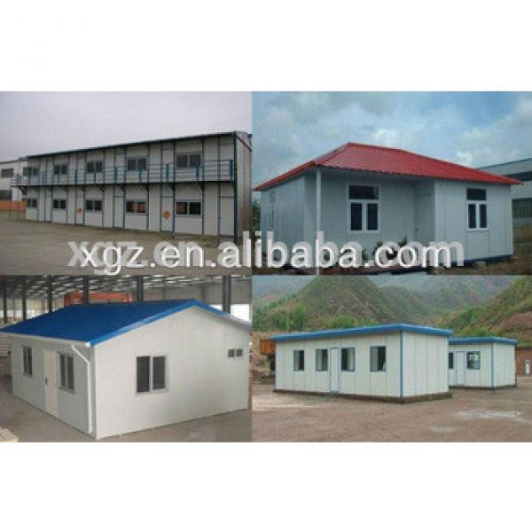 china safety fabricated prefab house for dormitory #1 image